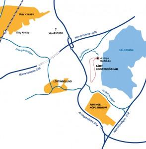 Karta_Täby_ArningeGK